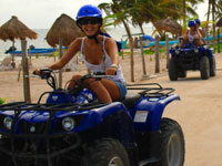 Costa Maya ATV Tours and excursions