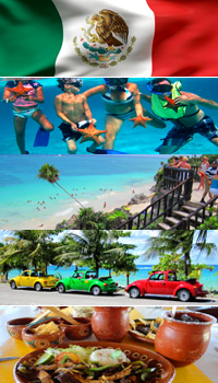 Shore Tours in Cozumel