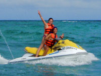 Costa Maya Waverunner Tours